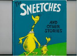 The Sneetches & Thidwick  2 books by Dr. Seuss - $15.00