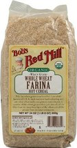 Wheat Hot Cereal Brand: Bobs Red Mill - $19.65