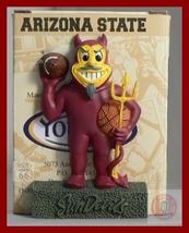 Arizona State Sun Devils Football Basketball 3 D Magnet  - $11.99