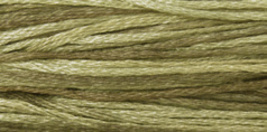 London Fog (1198) 6 strand embroidery floss 5yd skein Weeks Dye Works - $2.25