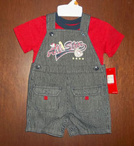 "Baby Togs Infant Boys ""All Star"" Shortall Set   - $32.00"