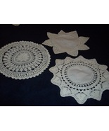 Three Misc. Pieces of needlework  - $7.00