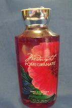 Bath and Body Works New Midnight Pomegranate Women Shower Gel 10 oz - $9.95