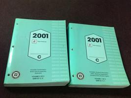 2001 Buick Park Avenue Service Repair Workshop Shop Manual Set GM Factory - $197.99
