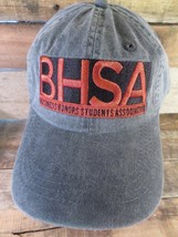 BHSA Business Honors Students Association Adjustable Adult Hat Cap - $10.68