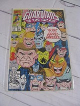 GUARDIANS OF THE GALAXY #29 1990 Bagged and Boarded - C980 - $1.99