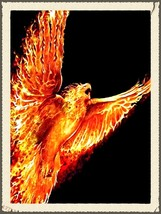 Phoenix Rising New Beginnings Spell Rise from The Ashes Success White Magick S46 - $49.99