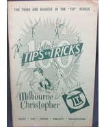 100 Latest Trips on Tricks by Christopher Milbourne - $21.99