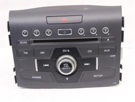 RADIO Honda CR-V 2012 12 2013 13 2014 14 39100T0AA113 944402 - $133.30