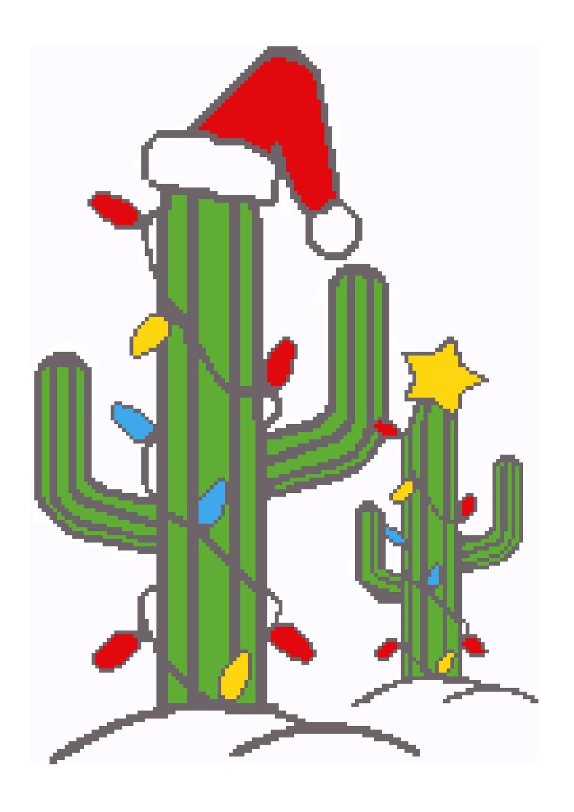 Christmas in the desert a