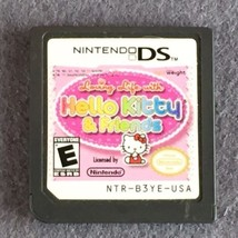 Loving Life With Hello Kitty & Friends (Nintendo DS, 2011) - $3.22