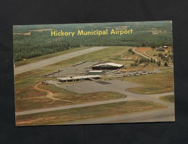 Hickory airport