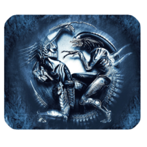 Mouse Pads Fiction Action Horror Movie Aliens VS Predator Animation Mousepads - $6.00