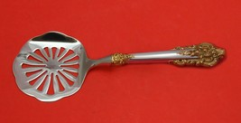 Grande Baroque Gold Accents by Wallace Sterling Silver Tomato Server Cus... - $99.00