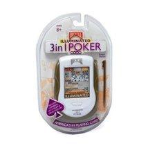 HANDHELD GAME Bicycle Illuminated  Poker FREE SHIPPING - $27.25
