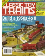 CLASSIC TOY TRAINS JANUARY 2013 - $3.99