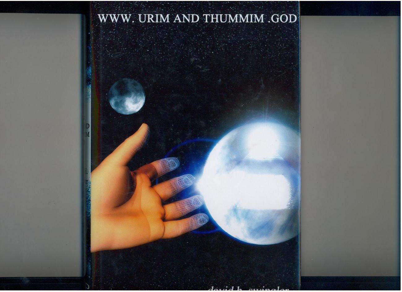 Primary image for WWW. URIM AND THUMIM .GOD-science/philosophical fantasy--1st
