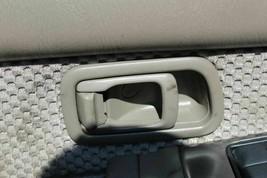 Interior Inner Door Handle Driver Left Front 2004 Nissan Pathfinder - $27.72