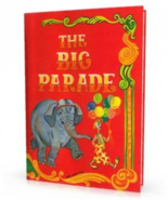 Big Parade Personalized Childrens Book Puts You... - $13.95