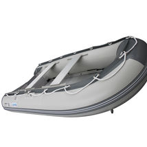 BRIS 9.8 ft Inflatable Boat Yacht Tender Fishing Raft Dinghy Pontoon Boat image 3