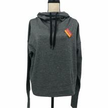 Champion | XXL Gray Cowl Neck Fleece Pullover Hooded - $30.11