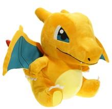 Pokemon Center XY & Z Mega Charizard Lizardon Plush Toy Stuffed Anime Do... - $17.81