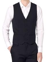 Calvin Klein Core Navy Vest, Midnight Navy, Size L, MSRP $49 - $24.74