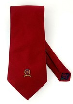 Tommy Hilfiger Red Neck Tie - $11.99