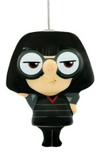Hallmark The Incredibles 2 Edna Mode Christmas Decoupage Shatterproof Or... - $14.99