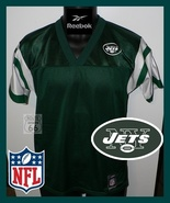 NEW YORK JETS FOOTBALL KIDS FOREVER JERSEY REBOOK NEW S - $21.80