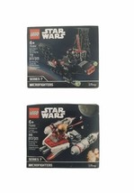 LEGO Star Wars Microfighters Series 7 Lot 75263, 75264 - $39.99