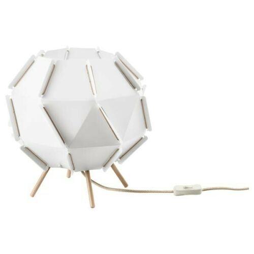 """IKEA SJÖPENNA Table Lamp, White, 11 x 12"""" image 2"""