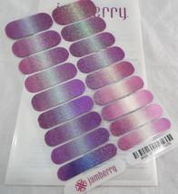 Jamberry StyleBox Roller Disco SB2 0715 8M26 Nail Wrap Full Sheet RARE - $15.14