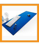 "extra large desk mouse pad 37 x 15"" neoprene 6m... - $50.50"
