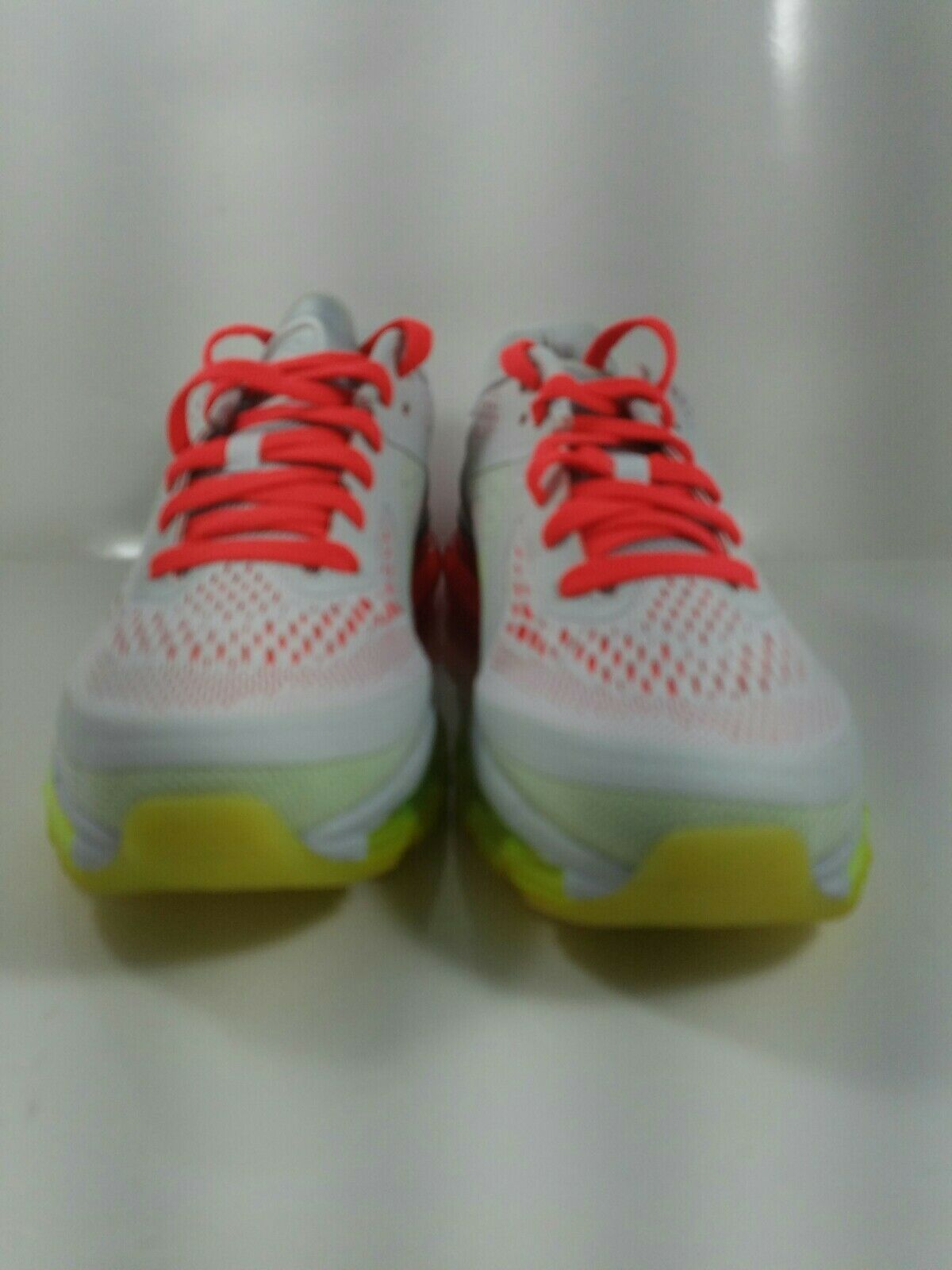 NEW NIKE AIR MAX 2014 (GS) RUNNING SHOES ANTHRCT/RFLCT  MEN 5.5Y  WM 7 US
