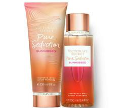 Victoria's Secret Pure Seduction Sunkissed Fragrance Lotion + Mist Duo Set - $39.95