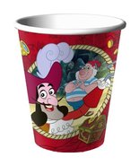 Jake and the Neverland Pirates Cups, 8  pack - $8.81