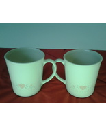 Corelle Forever Yours Mugs Lot of 4 - $13.99
