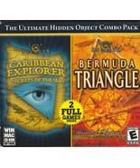 Lost Secrets: Caribbean Explorer: Secrets of the Sea & Lost Secrets: Ber... - $8.91