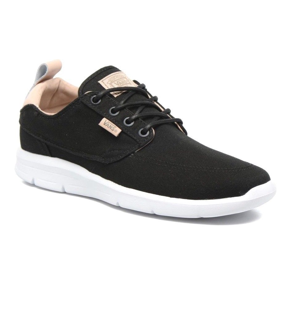 c1e7086753e S l1600. S l1600. Previous. VANS Brigata Lite (C L) Black UltraCush Men s  Skate Shoes Size 8