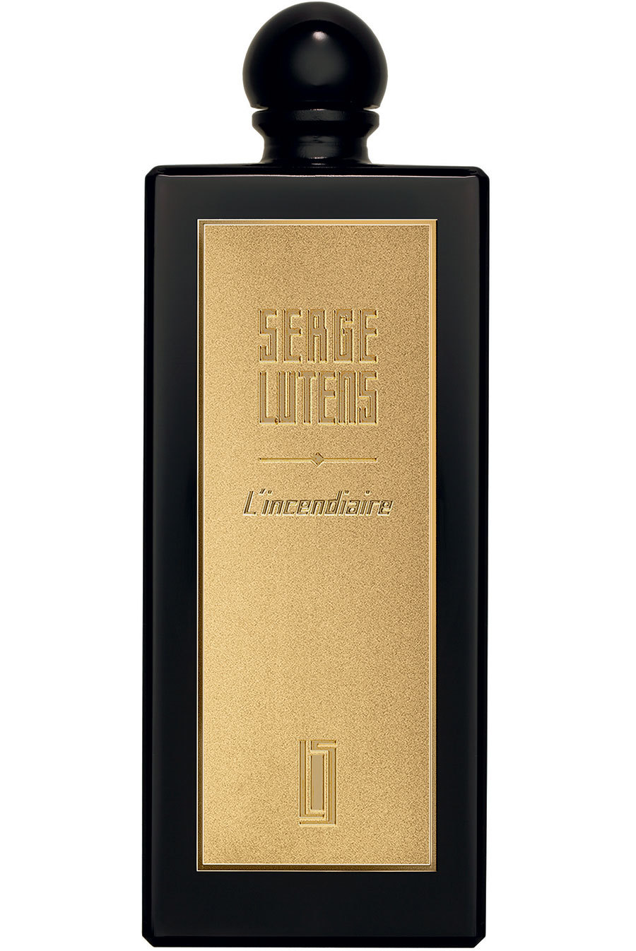 L'INCENDIAIRE by SERGE LUTENS 5ml Travel Spray PARFUM Resin Incense Birch