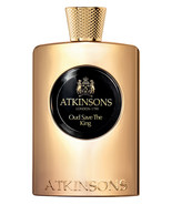OUD SAVE THE KING by ATKINSONS 5ml Travel Spray Sandlewood Suede Perfume - $14.00