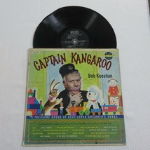 Lot Of 5 Children's Records Albums Disney Captain Kangaroo All Listed - $39.55
