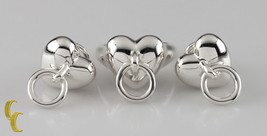 """Tiffany & Co. Sterling Silver Vintage 1995 """"Door Knocker"""" Earrings and Ring Rare - $534.60"""