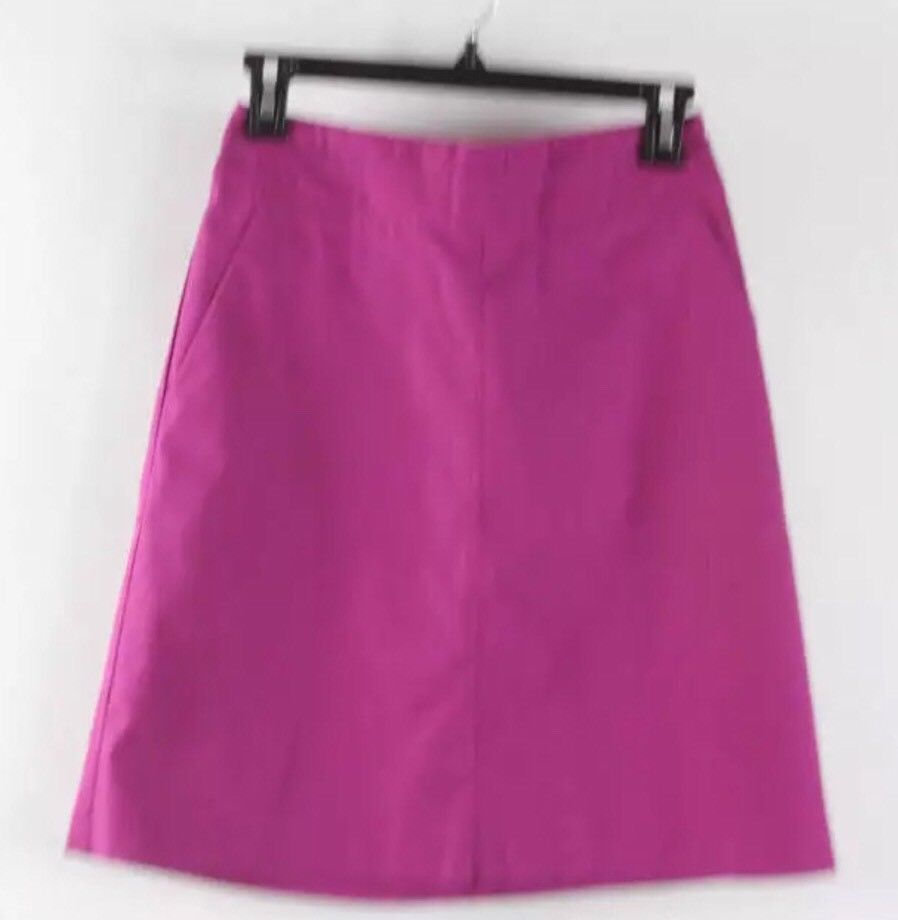 H&M Orchid Bloom Purple Casual A-Line Skirt 4