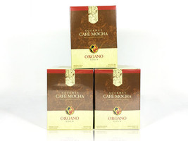 3 BOXES - ORGANO GOLD GOURMET CAFE MOCHA - GANODERMA EXP 06/2021 FREE SH... - $71.27