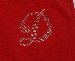 Dodo Drawstring Jogging Pants Size 3 Extra Large DWP 2201 Red image 3