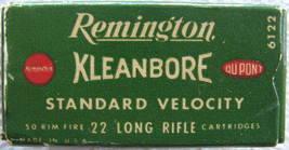 Remington Kleanbore #6122 Empty Cardboard Box - (sku# 4905) - $13.99