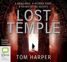 Lost Temple [Apr 01, 2011] Harper, Tom and Greenslade, Francis - $26.99