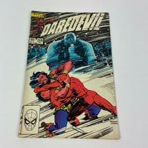 Daredevil Marvel Comics #206 May 1984 Comic Book - $9.89